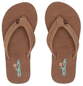Cobian Lil Pacifica (Toddler/Little Kid/Big Kid) (Sand) Women's Sandals