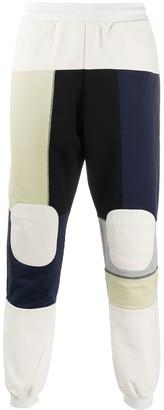 Gr Uniforma Patchwork Tracksuit Trousers