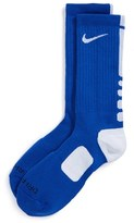Nike Boy's 'Elite Basketball' Crew Socks
