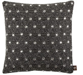 Aviva Stanoff Origami Cushion 40x40cm - Black