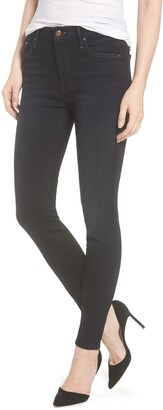 Mother 'The Looker' High Rise Skinny Jeans