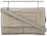 M2Malletier Fabricca shoulder bag - women - Crocodile Leather - One Size