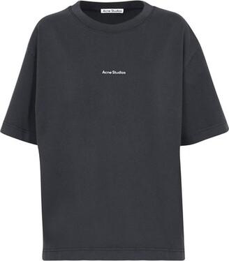 Acne Studios Logo-print T-shirt