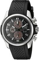 Citizen Men's CA0420-07E AR 2.0 Eco-Drive Stainless Steel Chronograph Dial Watch