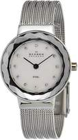 Skagen Women's 456SSS2 Japan Quartz Movement Watch