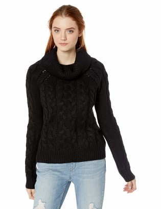 Volcom Junior's Women's Snooders Oversided Pullover Sweater