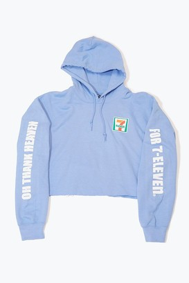 Forever 21 7-Eleven Graphic Hoodie