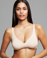 Hanro Sensation Full Figure Soft Cup Wireless Bralette #1393
