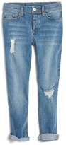 Girl's Maddie Destroyed Girlfriend Jeans