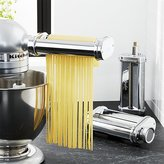 Crate & Barrel KitchenAid ® Mixer Pasta Roller-Cutters Attachment