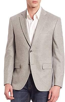 Saks Fifth Avenue Two-Button Cashmere Blazer