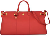 Joy Mangano Christie Leather Weekender Bag