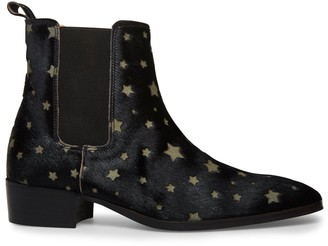Steve Madden Dex-P Black Star