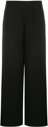 FEDERICA TOSI High Waist Flared Style Trousers
