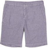 Massimo Alba - Striped Linen Shorts