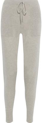 Eres Futile Astucieux Wool And Cashmere-blend Pajama Pants