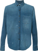 Simon Miller denim shirt