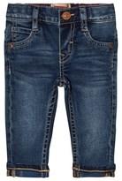 Levi's Blue Mid Wash 511 Slim Fit Jeans