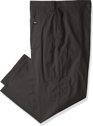 Key Apparel Men's Rip Stop Foreman Pant Big and Tall