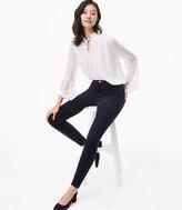 LOFT Skinny Brushed Corduroy Pants in Modern