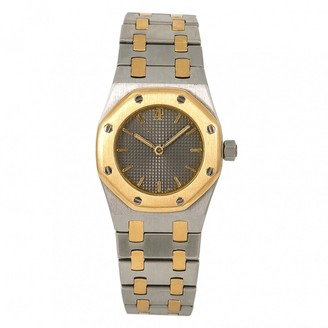 Audemars Piguet Royal Oak Lady Grey gold and steel Watches