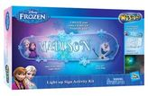 Disney In My RoomTM Frozen My Sign! Light-Up Sign Activity Kit