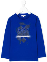 HUGO BOSS printed top