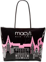 Macy's City Glitter Zip Tote, Only at