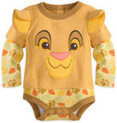 Disney Simba Cuddly Bodysuit - Baby
