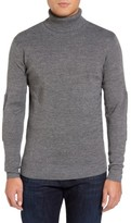 Slate & Stone Men's Merino Wool Blend Turtleneck Sweater
