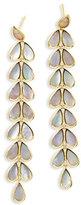 Ippolita 18K Rock Candy Long Mother-of-Pearl Teardrop Earrings