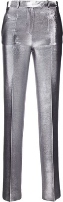 Each X Other Shimmering Metallic Trousers