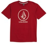 Volcom Toddler Boy's 'Fade Stone' Graphic Cotton T-Shirt