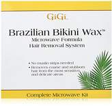 GiGi Brazilian Bikini Wax Microwave Kit, 16 Ounce