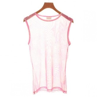 Dries Van Noten Pink Top for Women
