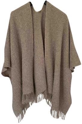 MARINA B Beige Wool Knitwear