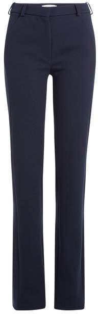 Thierry Mugler Cotton Twill Pants