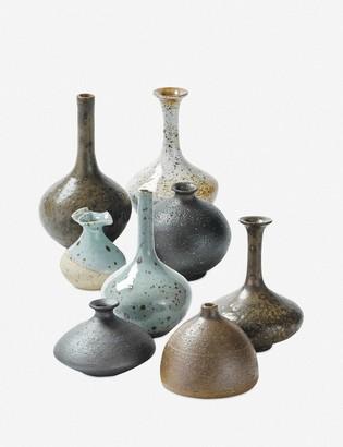 Lulu & Georgia Regina Andrew Porcelain Bud Vases (Set of 8)