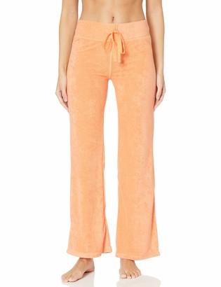Munki Munki Women's Terry Lounge Pajama Pant