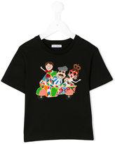 Dolce & Gabbana Family print T-shirt - kids - Cotton - 4 yrs