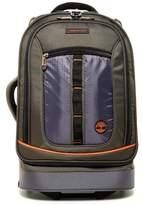 """Timberland Jay Peak 21\"""" Upright Suitcase"""