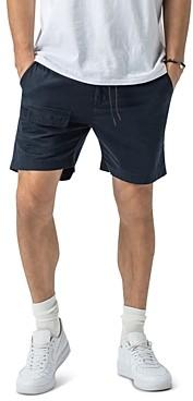 Zanerobe Snapshot Cotton Stretch Slim Fit Cargo Shorts