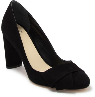 Butter Shoes Petra Leather Bow Pump