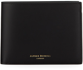 Dunhill Duke 6-Card Leather Billfold Wallet