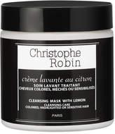 Christophe Robin Cleansing Mask with Lemon (250ml)