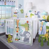 Lambs & Ivy Yoo-Hoo 4 Piece Crib Bedding Set