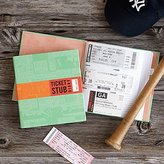 Chronicle Books Ticket Stub Diary