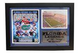 Florida Gators Photo Stat Frame