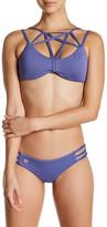 Maaji Pitch Crossroads Chi Chi Cut Reversible Bikini Bottom