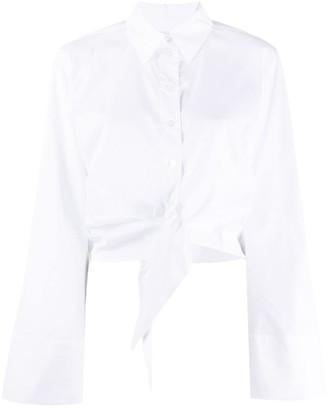 Racil Knot-Detail Shirt